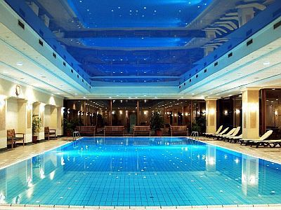 Wellnesswochenende in Budapest, im Danubius Health Spa Resort Hotel